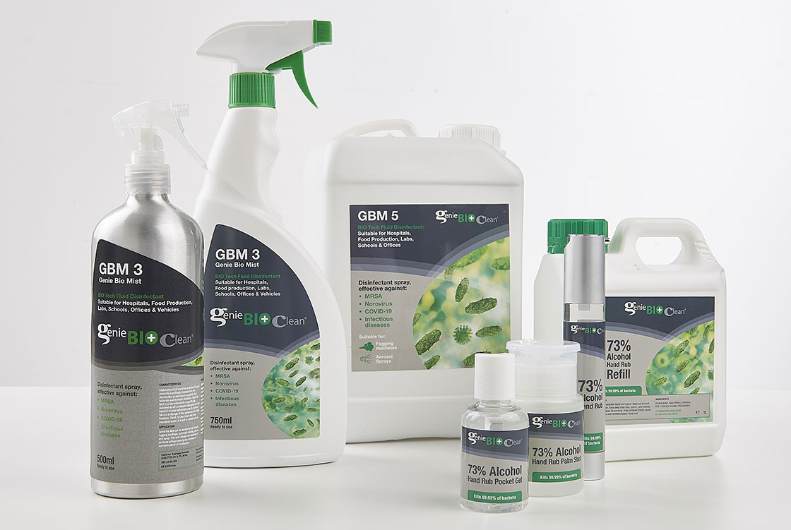 Bio Genie Products